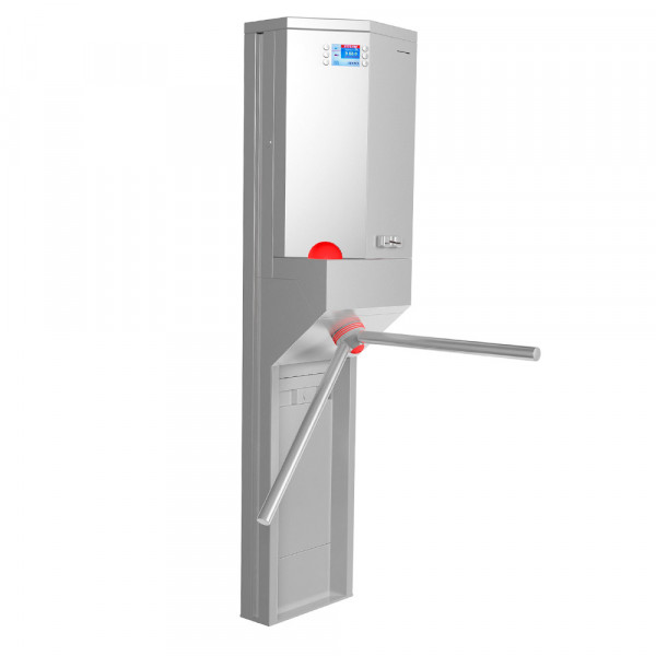 Kassenautomat mit Drehsperre