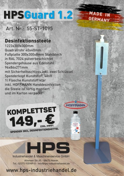 HPS Guard 1.2  Made in Germany